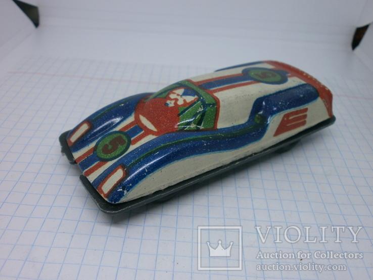 Машинка. Металл. цена в карбованцах, фото №5