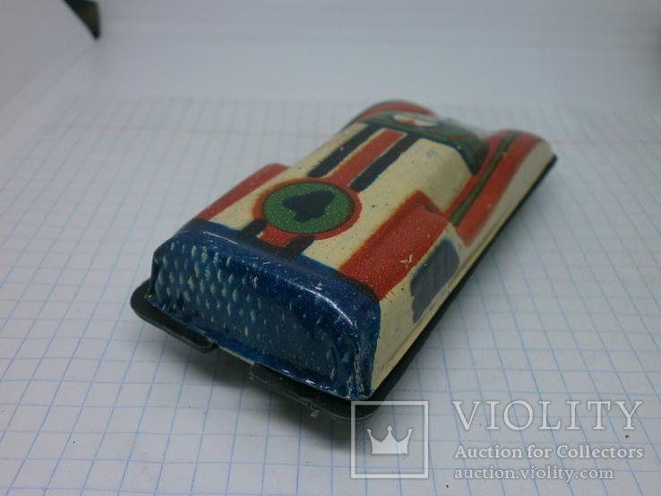 Машинка. Металл. цена в карбованцах, фото №3