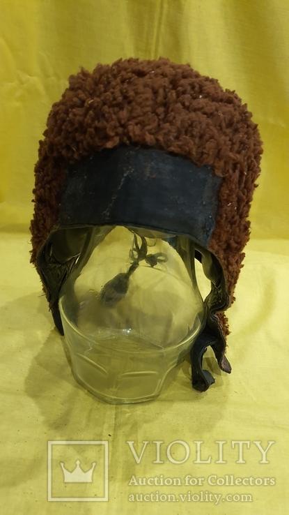 Шлем летчика старого образца, фото №6