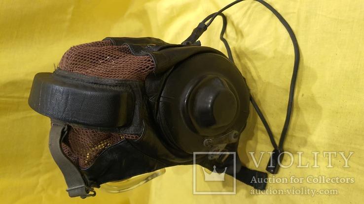 Шлем летчика старого образца, фото №10