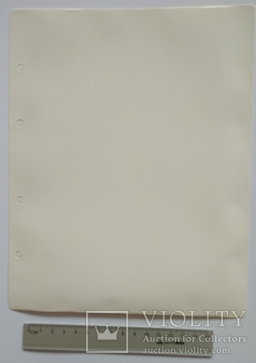 Лист разделительный формат Optima белый