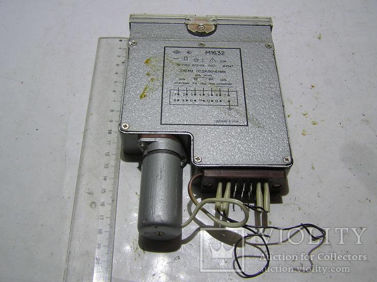 Микроамперметр М1632., фото №2