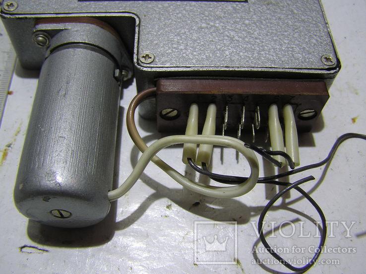 Микроамперметр М1632., фото №4