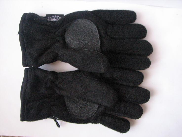 Перчатки Thinsulate.флис.