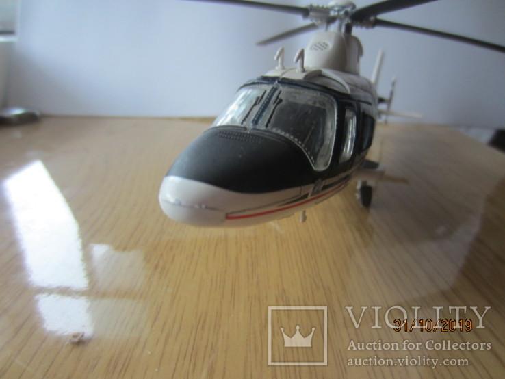 Вертолет Augusta A-109 Carbinieri полиция Италии, фото №8