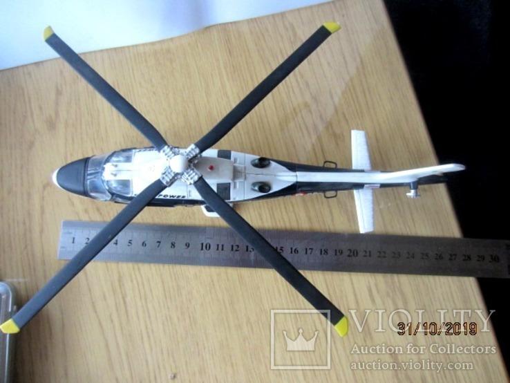 Вертолет Augusta A-109 Carbinieri полиция Италии, фото №13