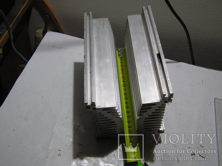 Радиатор большой., фото №2