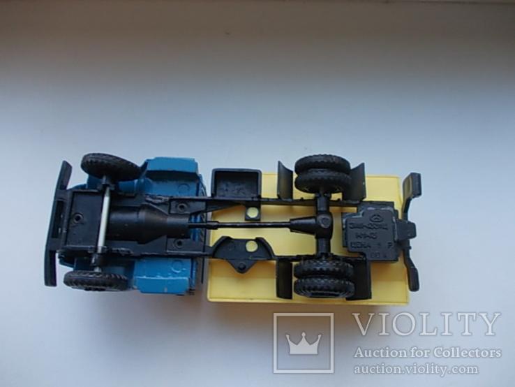 Модель 1-43  Зил  цистерна  4331 Ц., фото №9