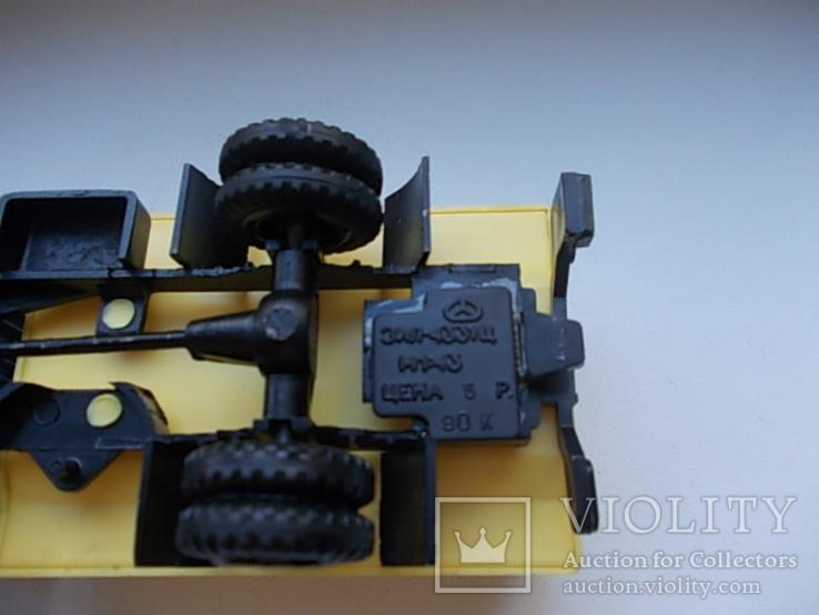 Модель 1-43  Зил  цистерна  4331 Ц., фото №10