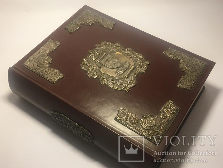 Книга-шкатулка (30х40см), фото №5