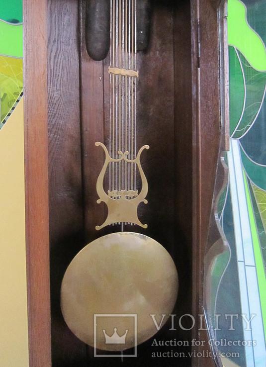Французские напольные часы, фото №4