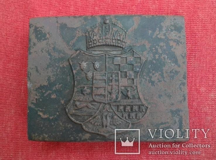 Пряжка Австро - Угорщина ( скрипка )