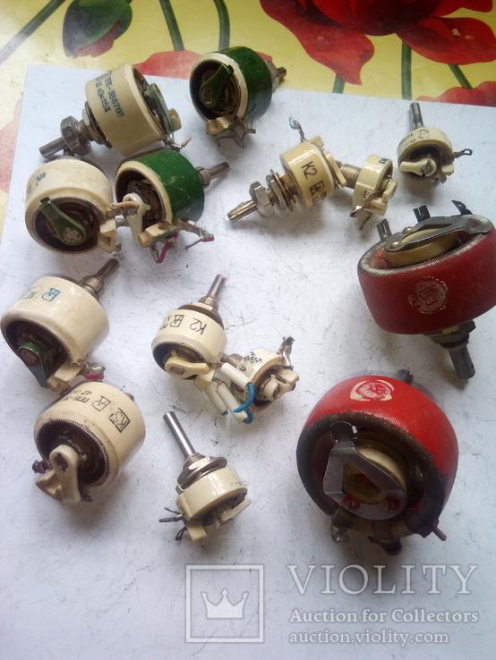 Резисторы на перероботку, фото №3