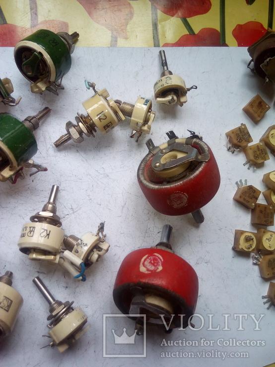 Резисторы на перероботку, фото №4