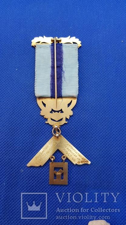 Масонська нагорода 5, фото №7