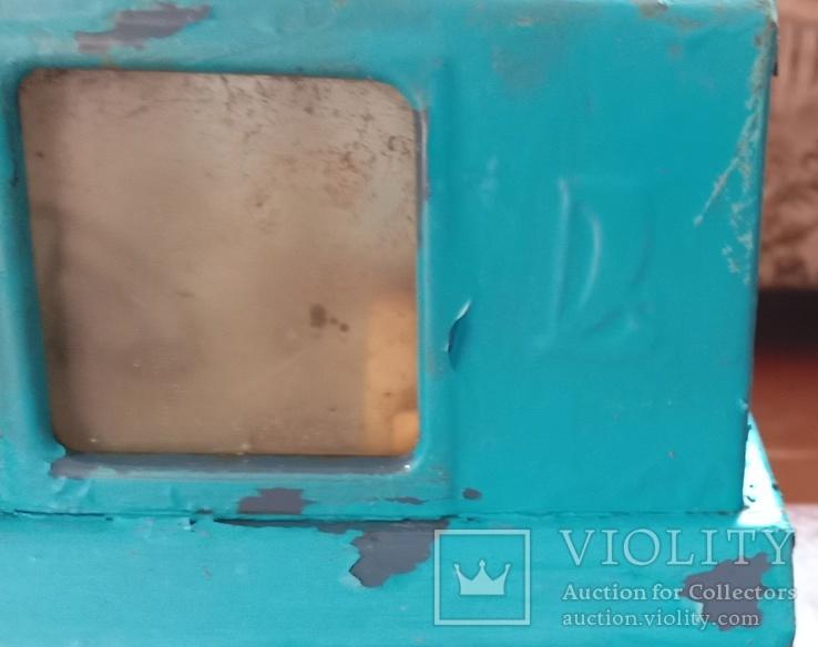 Металлический грузовик Белаз Ураган СССР, фото №10