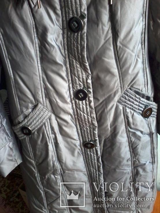 Пуховик зимовий, фото №3