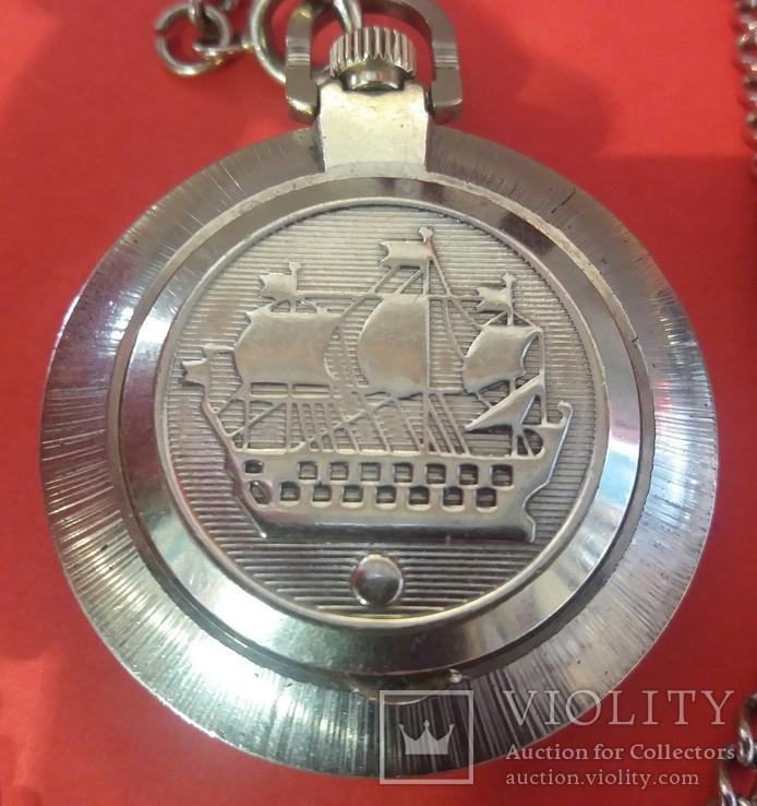 Часы Ракета СССР., фото №3