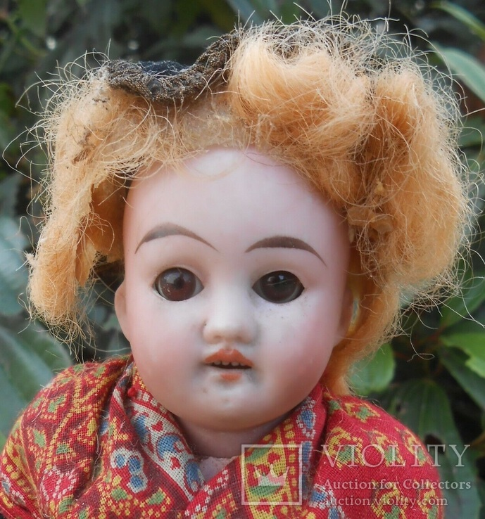 Старинная кукла,Германия 1900-х годов.