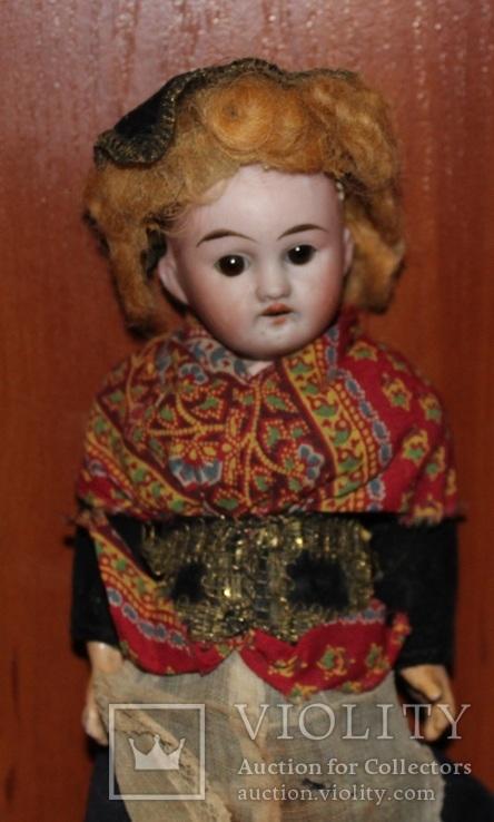 Старинная кукла,Германия 1900-х годов., фото №3