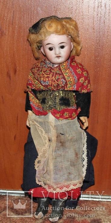 Старинная кукла,Германия 1900-х годов., фото №4