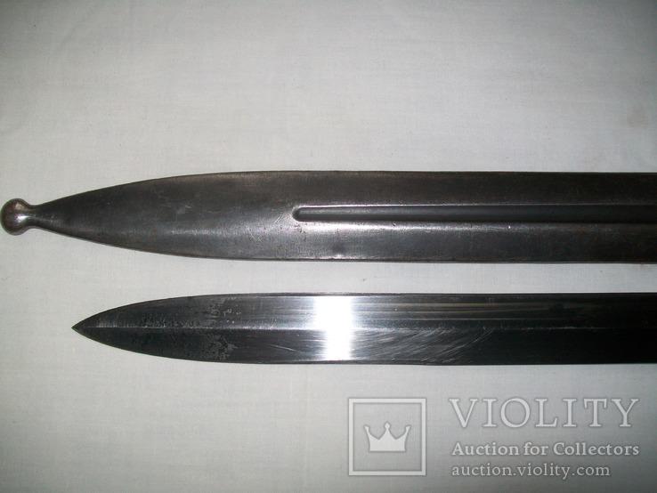 Штык - нож ( Швеция ) обр. 1916 г., фото №5