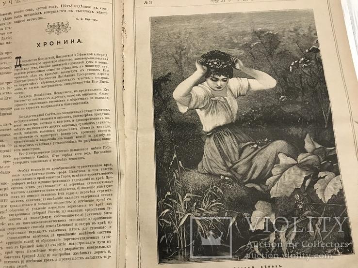 1884 Городское самоуправление, Выборы мировых судей, без цензуры Лучь, фото №3