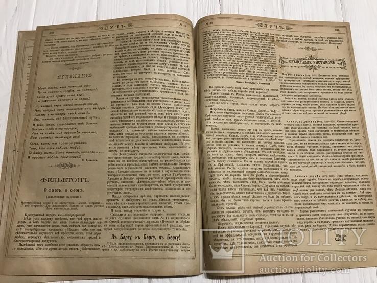 1884 Городское самоуправление, Выборы мировых судей, без цензуры Лучь, фото №8