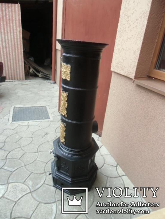 Печка чугунная времен Аустро -Венгрии №2, фото №4
