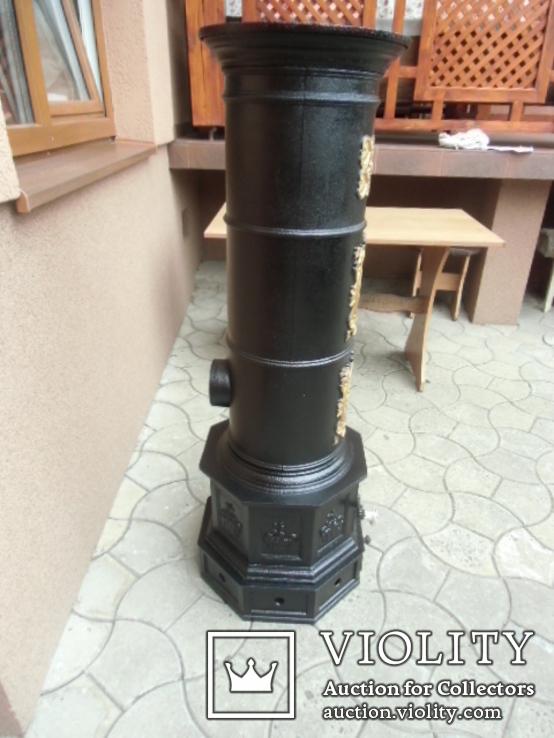 Печка чугунная времен Аустро -Венгрии №2, фото №5