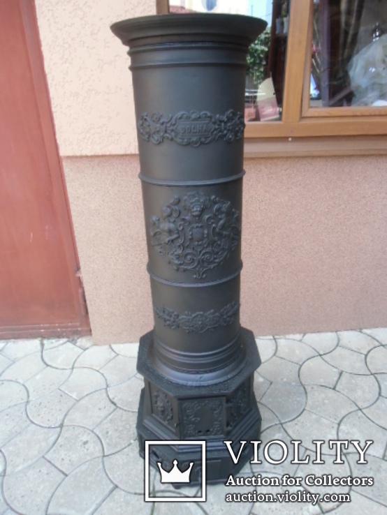 Печка чугунная времен Аустро -Венгрии, фото №2