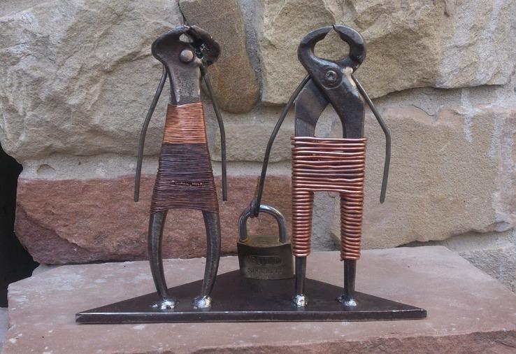 Скульптура Пара-