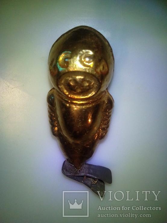 Космонавт СССР на прищепке., фото №2