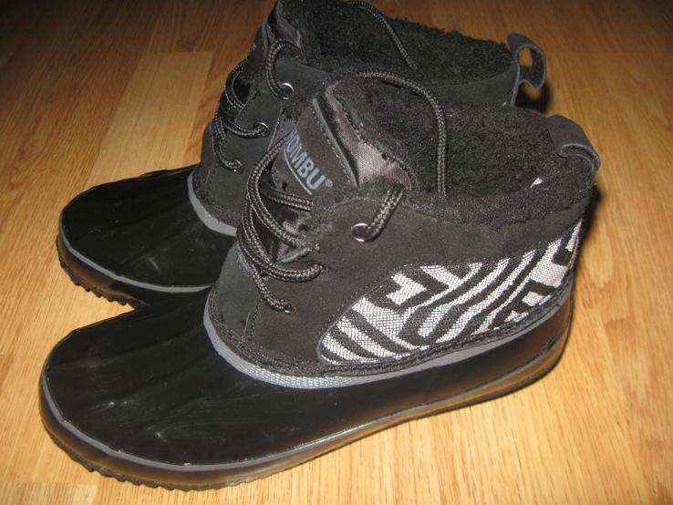 Водонепроникні черевики від khombu, фото №2