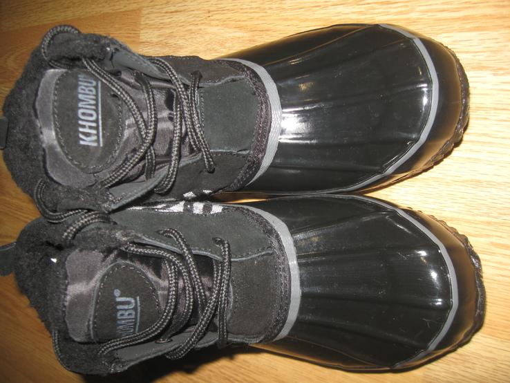 Водонепроникні черевики від khombu, фото №7