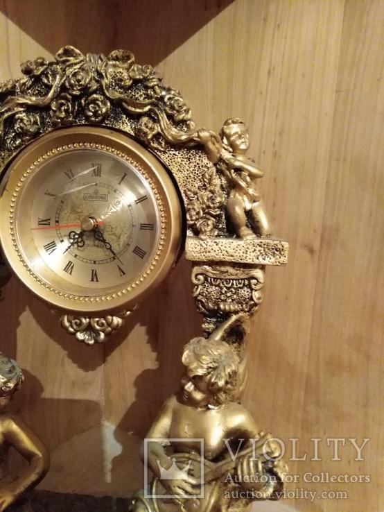 Часы настольные, фото №6