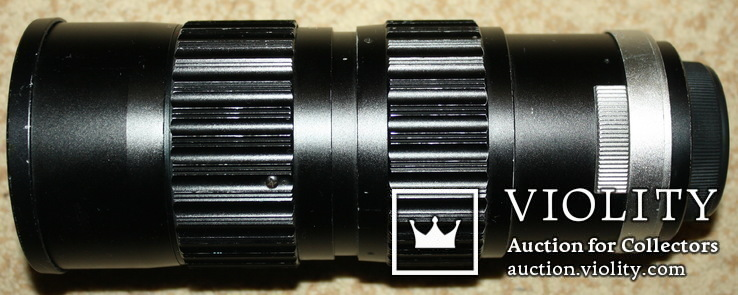 "Объектив ""Soligor ""C/D 1:3.5 f=80 -200 mm. диаметр 62 №7690341., фото №3"