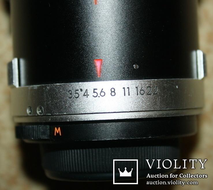 "Объектив ""Soligor ""C/D 1:3.5 f=80 -200 mm. диаметр 62 №7690341., фото №5"