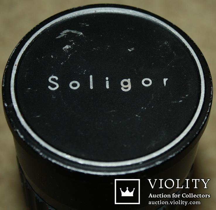 "Объектив ""Soligor ""C/D 1:3.5 f=80 -200 mm. диаметр 62 №7690341., фото №7"