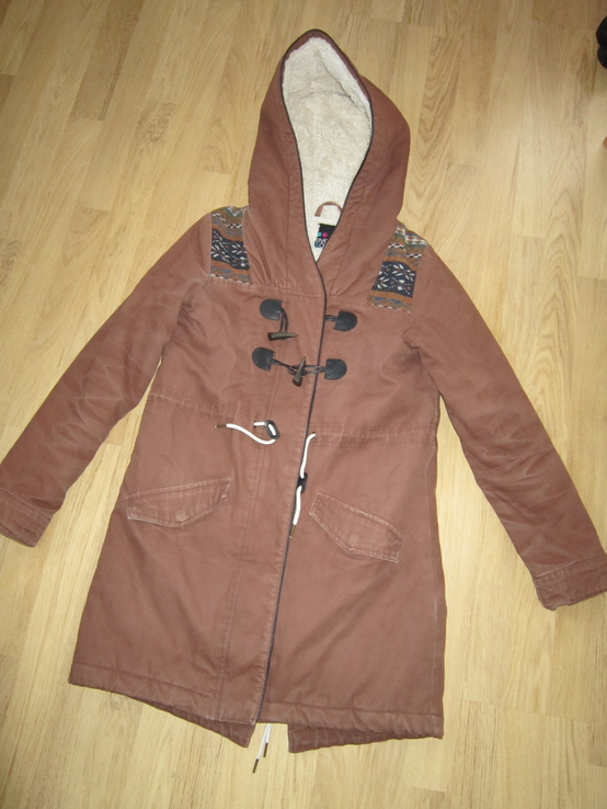 Жін. Зимова куртка. Розмір ''М'', фото №2