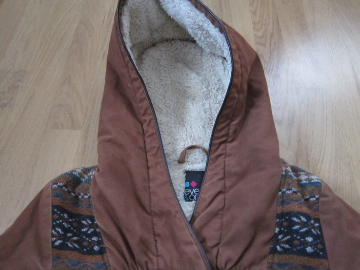 Жін. Зимова куртка. Розмір ''М'', фото №6