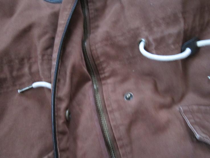 Жін. Зимова куртка. Розмір ''М'', фото №8