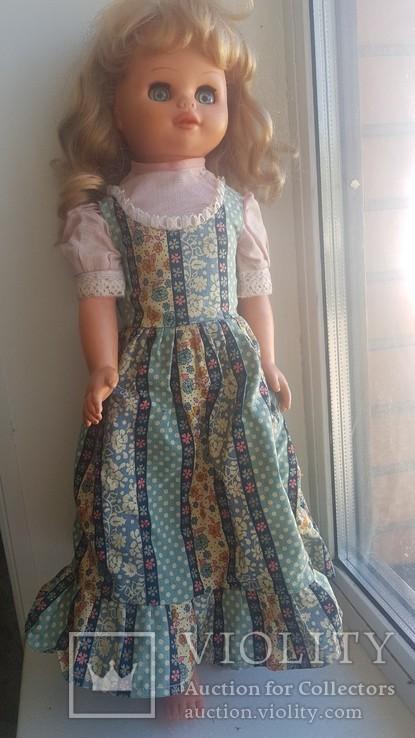 Игрушка кукла СССР, фото №2