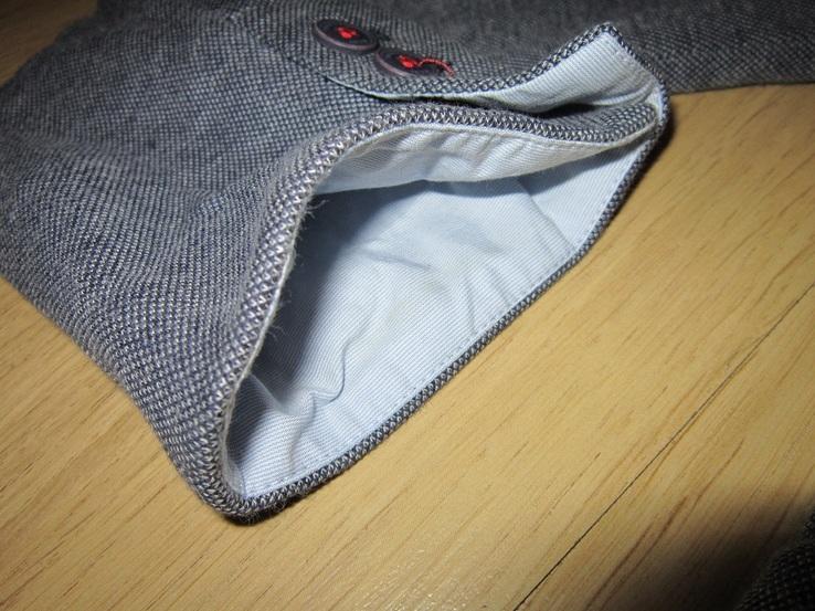 Брендовий піджак. роз. М\L, фото №4