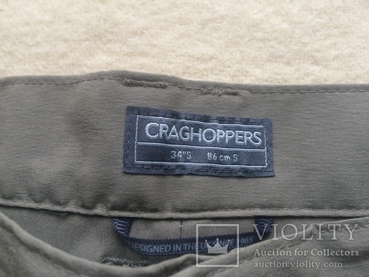 "Craghoppers Solarshield 34"" (86см), фото №4"
