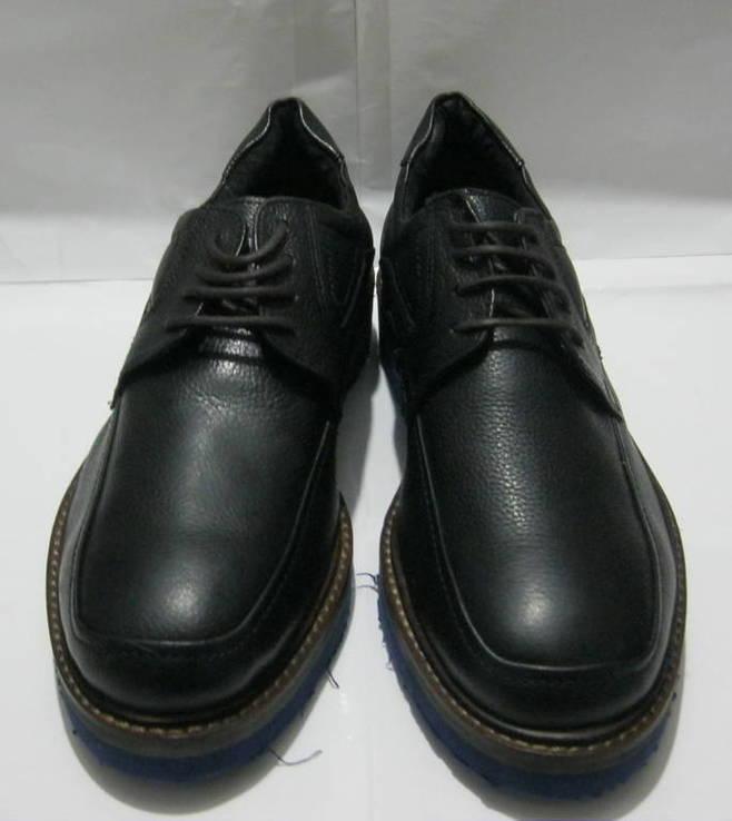 Кожаные туфли 40 р. British Walkers