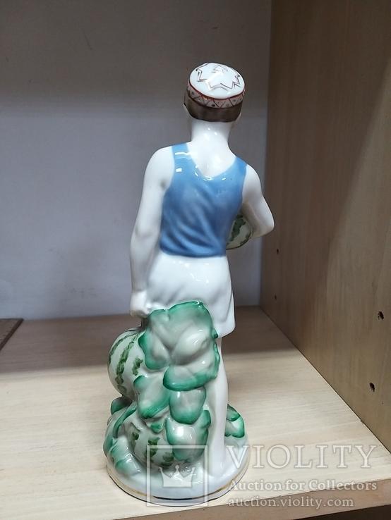 Мальчик с арбузами, фото №9