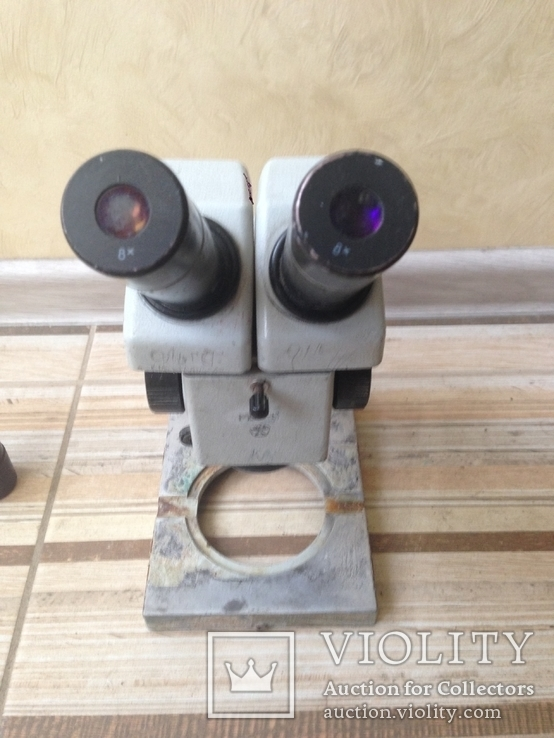 Микроскоп  МБС-9 +бонус, фото №2