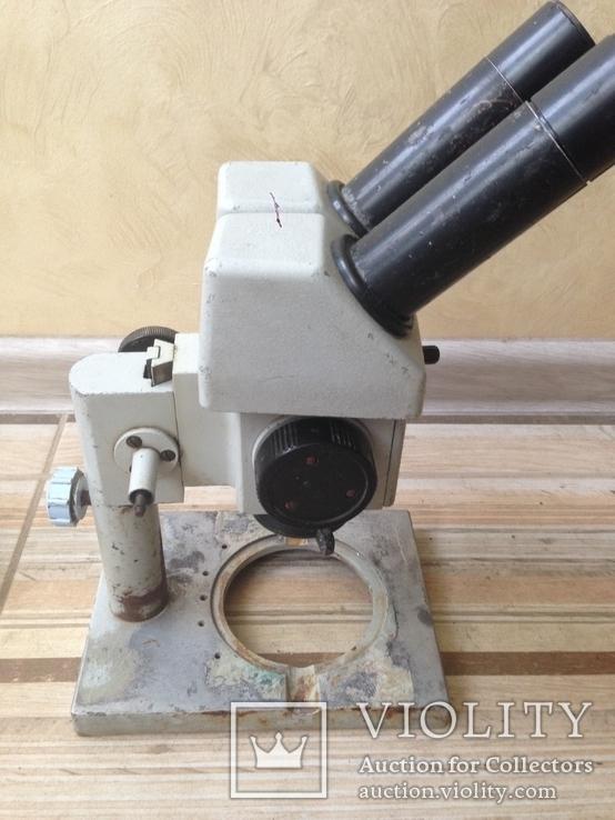 Микроскоп  МБС-9 +бонус, фото №4