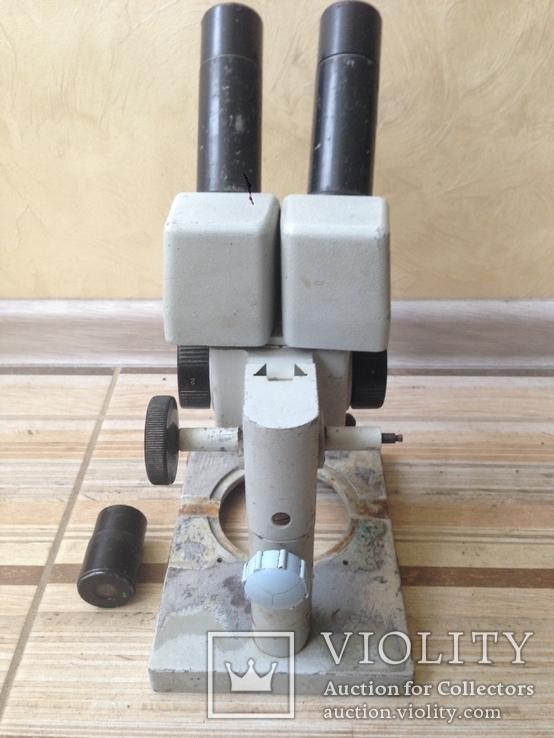 Микроскоп  МБС-9 +бонус, фото №5